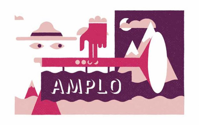 Amplo in motion